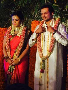 #Trisha, #Varun engaged