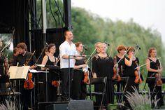 Yannick Nézet-Séguin et l'Orchestre Métropolitain | 29 juillet 2015 | Photo : Francis Patenaude