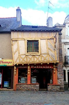 Redon Brittany France Places I Want To Visit