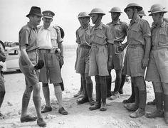 Gurkha Shorts