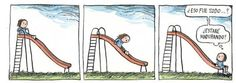 Liniers - Enriqueta Never Grow Up, Humor Grafico, Good Notes, Calvin And Hobbes, Fauna, Alter Ego, Poetry Quotes, Life Is Beautiful, Koi