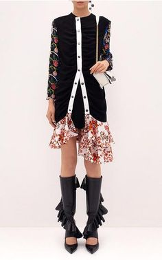 J.W. Anderson Resort 2016 Look 17 on Moda Operandi