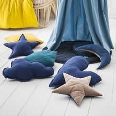 Aime comme Maisonnette Couture Sewing, Marie Claire, Decoration, Bean Bag Chair, Kids Rugs, Throw Pillows, Knitting, Projects, Inspiration