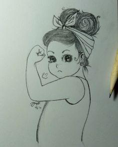#pinupgirl #girlpower
