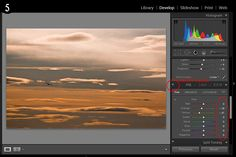 How to Get Dramatic Skies in Lightroom
