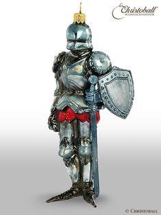 Knight ornament Mostowski by Christoball Edler Ritter