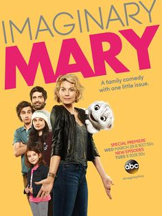 Imaginary Mary First Look: Check Out ABC's Cute Romantic Comedy