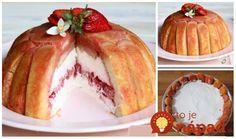 Výborný dezert na Deň detí. Je jednoduchý a vyzerá krásne už na prvý pohľad.