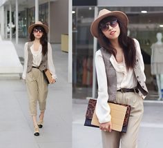 You're the cream in my coffee (by Linda Tran N) http://lookbook.nu/look/3113413-You-re-the-cream-in-my-coffee