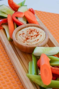 Organically Paleo: Cauliflower Hummus
