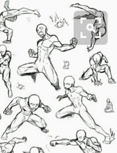Anatomy Sketches, Anatomy Art, Drawing Sketches, Poses Anime, Manga Poses, Action Pose Reference, Anime Poses Reference, Action Poses, Drawing Body Poses
