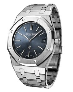 More looks at the simply splendid new Audemars Piguet Royal Oak 15202 in steel. Man, oh, man, what a watch. Audemars Piguet Royal Oak Jumbo (Ref Patek Philippe, Fine Watches, Sport Watches, Cool Watches, Rolex Watches, Audemars Piguet Watches, Audemars Piguet Royal Oak, Cartier, Ap Royal Oak