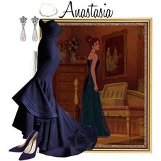 Anastasia - I'd so wear this!