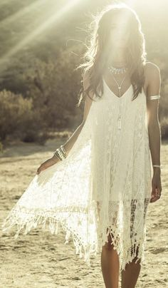 Anna Sui for O'neill Beacon Dress | Nic del Mar