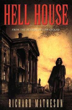 Hell House by Richard Matheson - Richard Matheson is the man. Pretty much inspired Stephen King to write horror fiction. Start with Hell House, then move on. I Love Books, Great Books, Books To Read, My Books, Agatha Christie, Richard Matheson, Scary Haunted House, Haunted Houses, Best Horrors