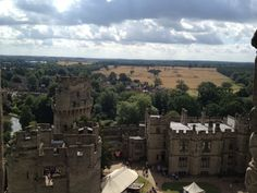 Time for the incredible Warwick Castle!
