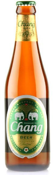 CHANG: LAGER BEER FROM THAILAND http://www.beerz.co.nz/beers-in-new-zealand/chang-lager-beer-from-thailand/ #beer #nzbeer #newzealand