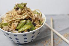 noodles di pollo