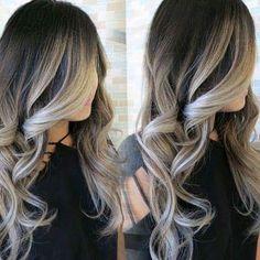 #balayage #blonde #chocolate #brunette #curls #longhair #beautiful #hairtips #hairlove