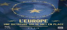L'Europe. La mise en place d'une dictature.