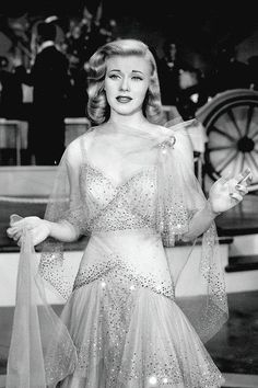 Ginger Rogers in Vivacious Lady (1938)