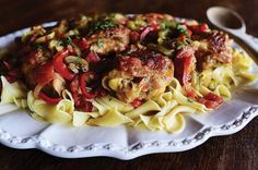 This week, we're spotlighting recipes from The Pioneer Woman Cooks Dinnertime: Comfort Classics, Freezer Food, 16-Minute Meals, and Other Delicious Ways to Solve Supper! by Ree Drummond (William Morrow/HarperCollins).  Try making the recipes at home and let us know what you think!  Photograph by Ree
