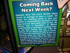 Great Ideas From Great Churches (Pt.4) ~ RELEVANT CHILDREN'S MINISTRY