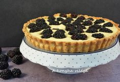 Szedres pite   NOSALTY Tiramisu, Nom Nom, Cheesecake, Muffin, Pie, Breakfast, Ethnic Recipes, Sweet, Food