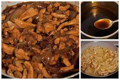 Receta de pollo teriyaki con arroz basmati