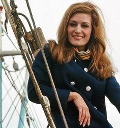 Dalida de Sanremo en Janvier 1967