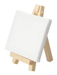Festőállvány HALDUR 8x13cm fa | JYSK