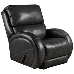 Flash Furniture Contemporary Black Leather Rocker Recliner   http://www.ashleydeals.com/recliner-am-9490-9072-gg.html