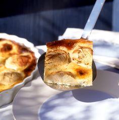 Apfel-Clafoutis   Zeit: 1 Std. 35 Min.   http://eatsmarter.de/rezepte/apfel-clafoutis