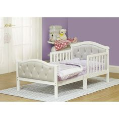 Orbelle Trading The Convertible Toddler Bed