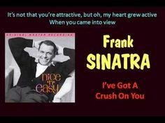 Frank sinatra greatest love songs lyrics