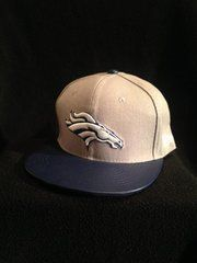 Broncos Fashion Snapback.  Only $20 Each!