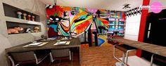Pop Art e Toy Art by Morada.Bacana Estúdio de Decoração Online