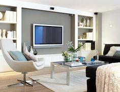 sala tv pequena apartamento - Pesquisa Google