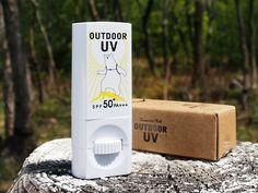 肌老化の80%は紫外線 - 紫外線を気にせずに夏を満喫する、手を汚さない「スティック型」日焼け止め | OUTDOOR UV