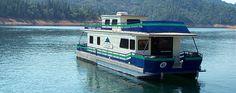 rent a houseboat :)  Grand Sierra Houseboat