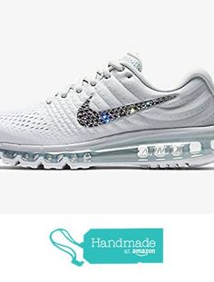 fcec85c80c04 Womens Swarovski Nike air max Blinged out Nike shoes