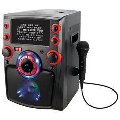 Gpx Karaoke - Bluetooth Wireless