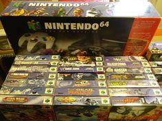 Nintendo 64 Gaming @ Immortalmastermind.com