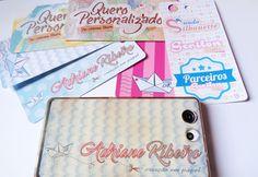 Aprenda a criar lindas capinhas de celular com a Silhouette Cameo! Acesse a loja SerilonCrafts e compre já a sua Sil www.seriloncrafts.com