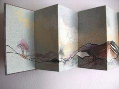 Miniature book, 2011 detail by Louisa Boyd, via Flickr