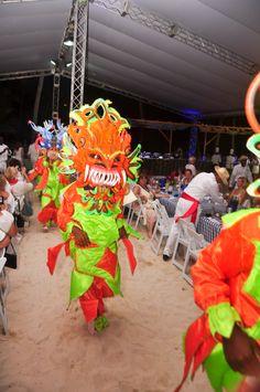 The Tour Operator #TUI choose our hotels #Bahia Principe #Samana to celebrate its annual Inside Award.