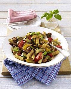 Nudelsalat Antipasti Rezept - Chefkoch-Rezepte auf LECKER.de | Kochen, Backen und schnelle Gerichte