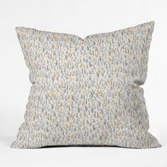 Iveta Abolina Summer Midday Throw Pillow | DENY Designs Home Accessories
