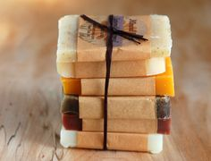 Organic Soap Sample Pack. Soap samples for guests or gifts. 6 travel soaps. Vegan soap. Natural and botanical. on Etsy, $10.00
