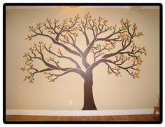 Family Tree Mural smaller
